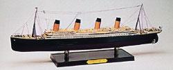 plastic model ships,plastic model ship,RMS Deluxe Titanic -- Plastic Model Titanic Kit -- 1/350 Scale -- #11315