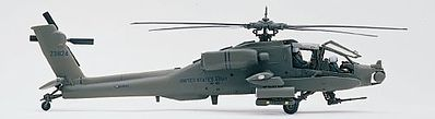 plastic model helicopter,plastic model helicopters,AH-64 Apache -- Plastic Model Helicopter Kit -- 1/48 Scale -- #855443