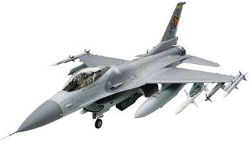 plastic model planes,model airplane,F16CJ Block 50 Fighting Falcon Jet -- Plastic Model Airplane Kit -- 1/32Scale -- #3700