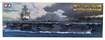 ship models, plastic model ships,USS Enterprise Carrier Boat -- Plastic Model Military Ship Kit -- 1/350 Scale -- #78007