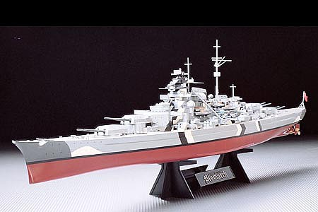 ship models, plastic model ships,German Bismarck Battleship Boat -- Plastic Model Military Ship Kit -- 1/350 Scale -- #78013